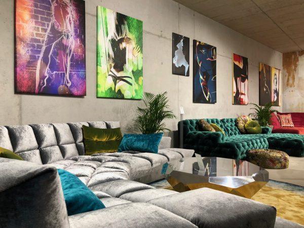 Bretz Cultsofa Lounge 1